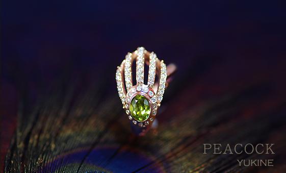 Peacock リング.2